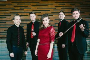 Elena & the Rom Ensemble (Jazz Federation Tour)